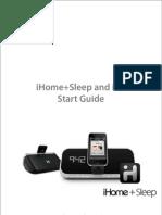 iHome+Sleep iA5 Quick Start Guide v4