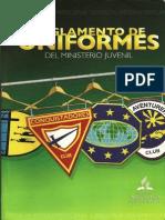 Reglamentodeuniformesdelministeriojuvenil Divisioninteramericana 131016203636 Phpapp02
