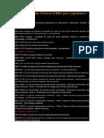 00_ABNT_Principais Normas Técnicas_Arquitetura e Urbanismo