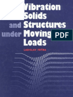 Vibration of Solids and Structures Under Moving Loads-Fryba
