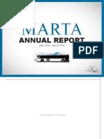 MARTA Annual Report 2014