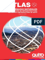 Atlas Amenazas Naturales DMQ