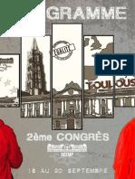 2015 08 19 Congres AGEMP Programme
