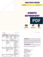 CPG Diabetic Nephropathy