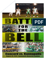 CIT 2015 Battle for the Bell