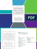 Escenarios Para Pensar Productos - INTI