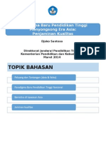 UNY, Jaminan Kualitas-Paradigma Baru Pendidikan Tinggi, 6 Mei 2014_0