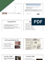 Internet History Print