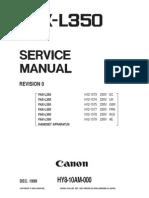 Canon imageclass lbp-5300 5360 service manual.