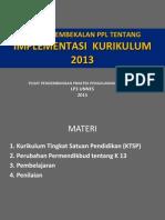 Implementasi k13