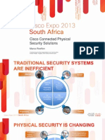 Cisco Physical Security Solutions Marco Roeffen