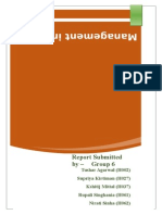 Working Capital Management- Pharma