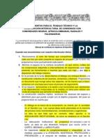 01.06.2015 Lineamientos Trabajo Técnico y La Construcción Intercultural