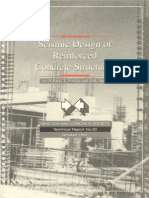 Tr20 - Seismic Design Seminar Notes