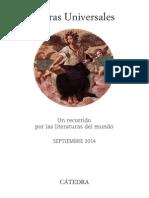CÁTEDRA -Letras Universales.pdf
