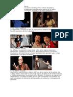 13 Caracteristicas Del Teatro