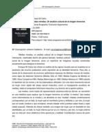 Analisis Culturla de La Imagen Femenina