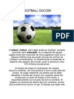 Football Soccer-trabajo Final
