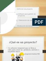 Presentación Project