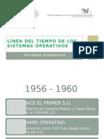 Linea Del Tiempo De Los Sistemas Operativos