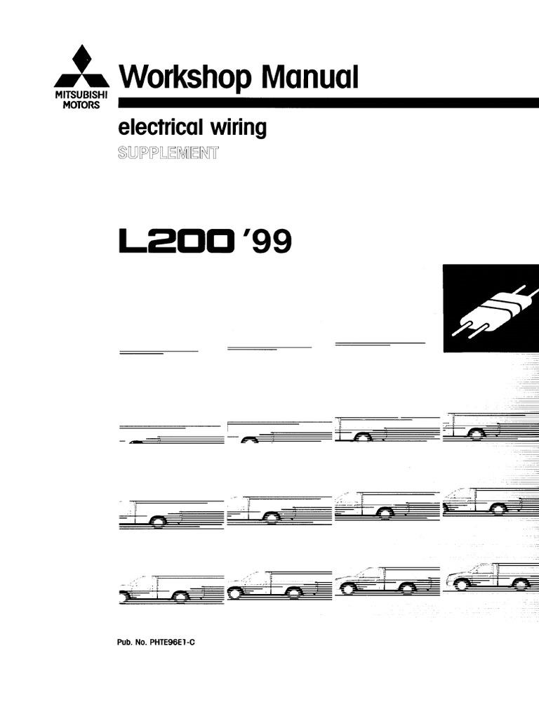 L200 Wiring