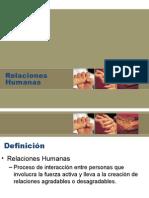 relaciones humanas en administracion