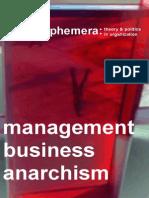 Anarquismo en gestión