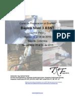 Curso Preparación Examen ASNT Basic RevD