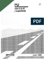 Instrucción 5.2-IC Drenaje superficial