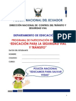 Manual Estudiantil de Seguridad Vial 2015-2016 (1)