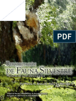Rehabilitacion de Fauna Silvestre