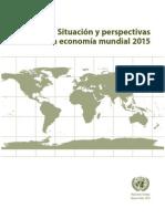 Perspectiva de La Economía Mundial 2015