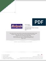 Metodología para la evaluación del riesgo biológico.