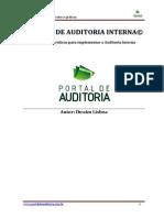 Manual de Auditoria Interna - Ibraim Lisboa