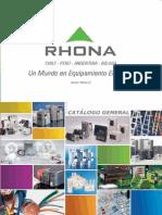 Catalogo Rhona
