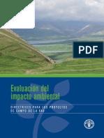 FAO - Evaluacion Del Impacto Ambiental