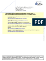 Oxidation of Primary Alcohols in a Solvent Free Enviroment