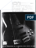 101 Blues Patterns for Bass