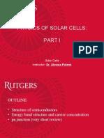solar cell physics