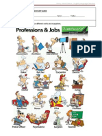 Guía Professions Occupations