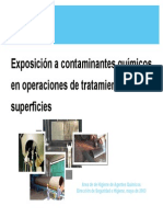 HAQ0504029 Exposición a Contaminantes Químicos en Operaciones de Tratamiento de Superficies Presentación