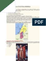 La Cultura Hebrea