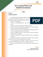 ATPS A2 2015 2 LTR6 Literatura Brasileira