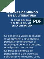 Visiones de Mundo en La Literatura