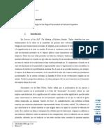 Articulo - Yo en El Espacio Moral - Juan M Cincungueni
