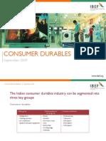 Consumer Durable
