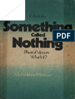 Something Called Nothing - Roman Podolny