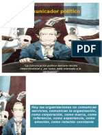 COMUNICADOR POLÍTICO