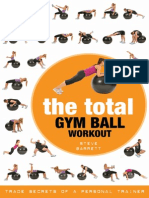 The Total Gym Ball Workout - Steve Barrett