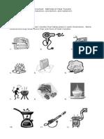 types of heat transfer worksheet